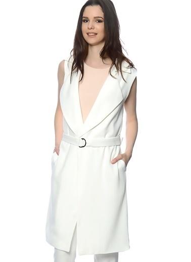 Unique Pardesü Beyaz